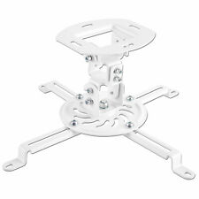 Universal Ceiling Mount Beamer Projector Dachschräge Mount 360° Swivel