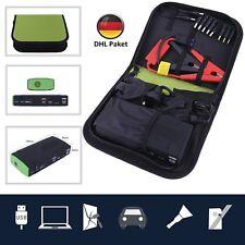 Auto Jump Starter Starthilfe Ladegerät Powerbank Mobile Batterie 68800mAh 12V OD