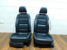 Lederausstattung VW Tiguan 5N Sitze Leder schwarz Türverkleidung