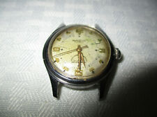 Vintage Swiss Villereuse Automatic 17-Jewel men's Wristwatch - No Band