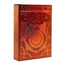 Mazzo di carte Omnia Antica by Giovanni Meroni - Carte da gioco