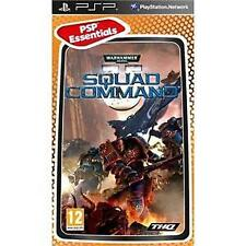 Sony PSP Essentials Warhammer 40,000 Squad Command new sealed