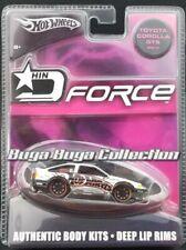 Hot Wheels 1:50 HIN D Force Toyota Corolla GTS Real Riders