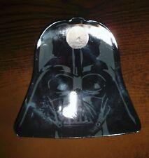 "Disney Star Wars Darth Vader 7.5"" x 8"" Dish Plate BPA Free UNUSED BRAND NEW!"
