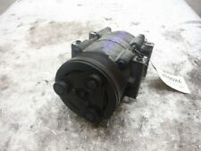 1999 FORD ESCORT WAGON 2.0L A/C COMPRESSOR OEM 1997 1998