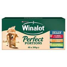Winalot Mega Pack Perfect Portions Dog Food   Dogs