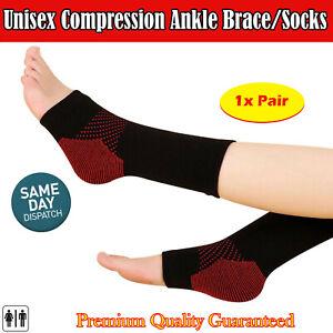 Foot Angel Compression socks Foot Sleeve Plantar Arthritis Sore Achy Heel Pain