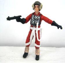 Hasbro 4 inch Star Wars Micro Machines Pilot X-wing rogue Luke Skywalker Figure
