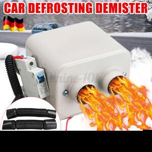 DE 1200W Auto Ventilator Heizgebläse Keramik Heizung Enteiser Heizlüfter Defrost