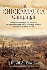 Chickamauga Campaign--Barren Victory : The Retreat into Chattanooga, the Conf...