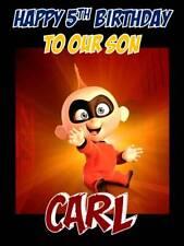 Personalised Jack Jack Incredibles 2 Birthday Greeting Card & Envelope 670