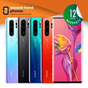Huawei P30 Pro - 128GB 256GB 512GB - All Colours - UNLOCKED