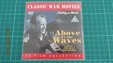 "CLASSIC WAR MOVIES ""ABOVE US THE WAVES"" DVD JOHN MILLS & JOHN GREGSON"