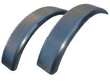 2 Kotflügel für Eicher 16 Zoll Reifen Länge ca 63 cm Breite ca 16,5 cm Traktor