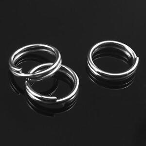 Heavy Duty Stainless Steel Split Rings (bulk lots) 2H,3H,4H,5.5H,6H,7,8,9,10
