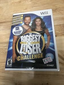 Biggest Loser Challenge Nintendo Wii 2010 Brand New Sealed