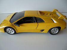 Lamborghini Diablo 1991 Jaune - 1/18 Mira