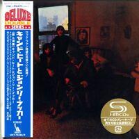 JOHN LEE HOOKER & CANNED HEAT-HOOKER 'N HEAT-JAPAN 2 MINI LP SHM-CD Ltd/Ed I50