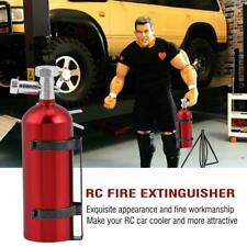 1/10 Scale Fire Extinguisher RC Rock Crawler Accessory for Axial TRX4 Car #GD