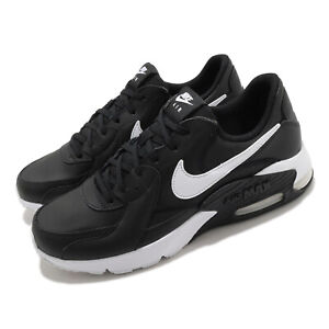 Nike Air Max Excee Leather Black White Men Casual Shoes Sneakers DB2839-002