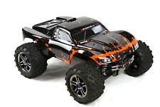 Custom Body Muddy Orange for Traxxas T / E Maxx Shell Cover 3911R E-Maxx