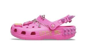 Little Big X Crocs - Limited Edition - UK M3/W4 Pink