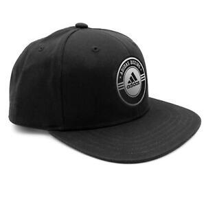 adidas Boxing Baseball Cap Snapback Black Adjustable Mens Adults