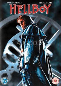 Hellboy - Rare DVD Aus Stock -Excellent