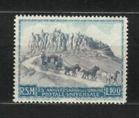 s33510 SAN MARINO 1949 MNH UPU 1v