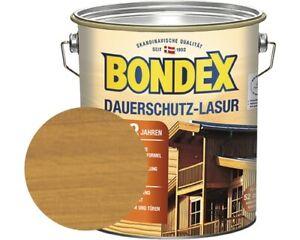 BONDEX Dauerschutz-Lasur kiefer 4,0 l