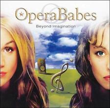 Opera Babes - Beyond Imagination - Sony Music Distribution (USA) - sealed!