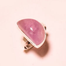 """African Amethyst Cab's Gemstone Jewelry Ring S. 8.50"""" RD-5874"""
