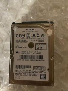 """LOT OF 20 Hitachi Travelstar 5K750 500GB Internal 5400RPM 2.5"""" (0J11561) HDD'S"""