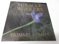 Miracle Workers - primary domain Vinyl Signiert!!!