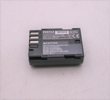 Genuine Pentax D-LI90 DLI90 Battery For Pentax K3 K7 K7D K5 II K5 IIS K01