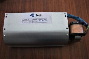 Torin FTR180-94-06 Cross Flow Fan / Blower 180mm 240VAC 2-Speed FTR1809406 - NEW