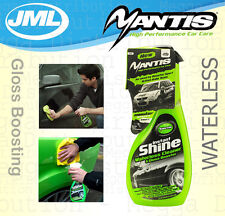 JML Mantis Instant Shine High Gloss Showroom Waterless Car Body Cleaner Spray