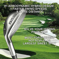 HYBRID RESCUE IRON 1 2 3 4 5 6 7 8 9 PW SW -PGA GRAPHITE TAYLOR FIT CUSTOM MADE