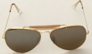 Never Used Vintage RayBan 1980's aviator sunglasses by B&L 100% UV Protection