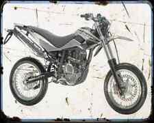 Beta M4 Motard 08 A4 Metal Sign Motorbike Vintage Aged