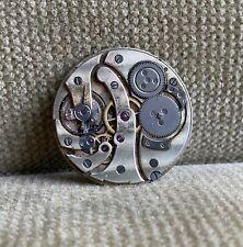 high Grade Pochet Watch Movement 2,5 mm x 39,5 mm ca. 1930