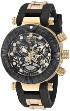 Invicta 23460 Men's Subaqua Chronograph 47mm Black Dial Watch
