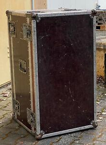 """Kalms-Flightcase - 19"""" Rack - 20HE - Doubledoor"""