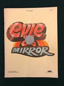 Evie Mirror Song Book - Vintage Sheet Music 1978