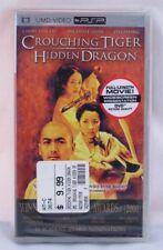 Crouching Tiger Hidden Dragon (UMD-Movie, 2005) New