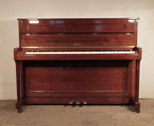 More details for wesberg u-112r upright piano for sale with a walnut case. 12 month warranty