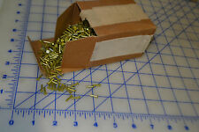 """one pound of aluminum rivets solid .095"""" round .40"""" long vintage military USA"""