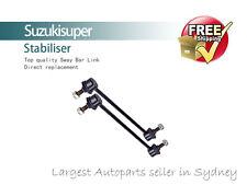 2 Front Sway Bar Link Kit Mitsubishi Outlander Lancer Stabiliser 2007-2010 Pair