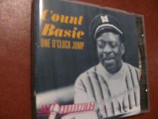 COUNT BASIE one o'clock jump- CD -fino 2 cd spese spediz.fisse-oltre vedi