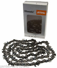 "Genuine 18"" STIHL Chainsaw Saw Chain 3/8 063 1.6mm"